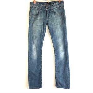 Miss Sixty Brando jeans size 10 celebrity favorite